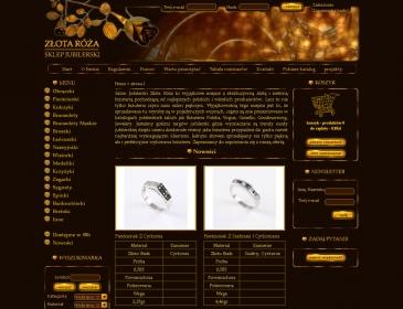 salon jubilerski z�ota r243żasklepy internetowe strony